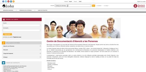 Centre de Documentació d'Atenció a les Persones